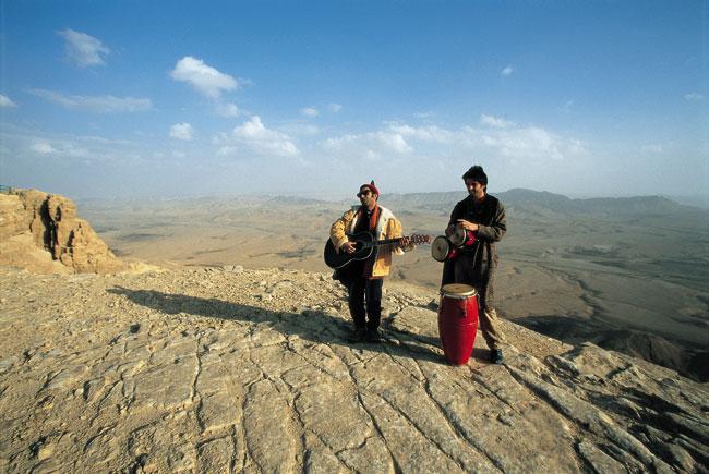 מצפה רמון – רוח המדבר