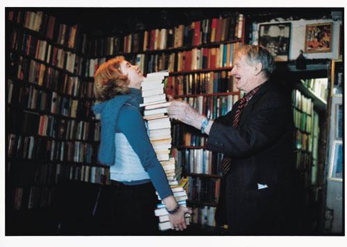 פריז – חנות הספרים שייקספיר אנד קומפני