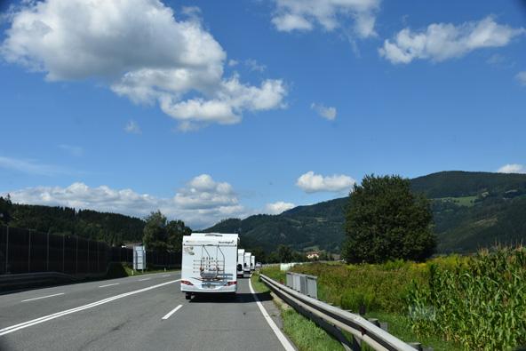 טיול קרוואנים למשפחות באירופה