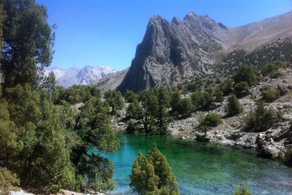 טג'יקיסטן – הממלכה הסוגדונית האבודה