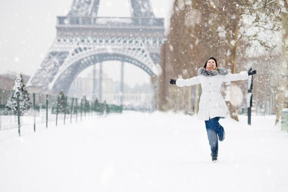 אירועי חורף בפריז