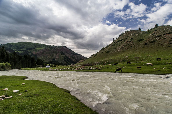 קירגיזסטן: מסע צילום
