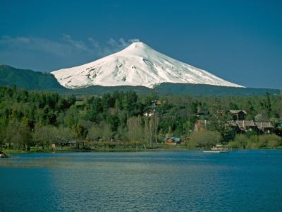 אל פסגת הר ויאריקה, צ'ילה