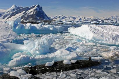 מיזם חדש: בקרוב אפשר יהיה לטוס מעל אנטארקטיקה