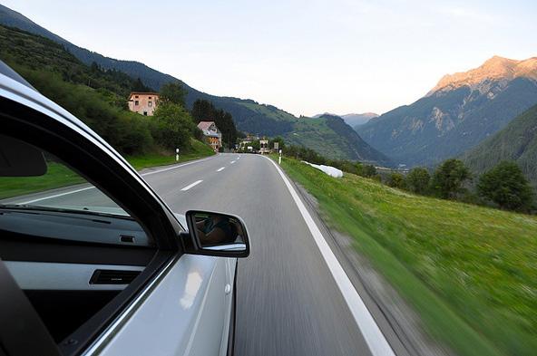 מסלול טיול בדרום גרמניה