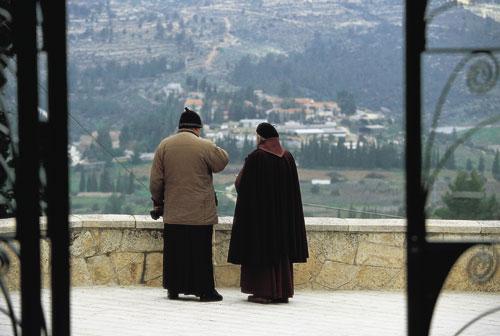 סיורים חורפיים בירושלים
