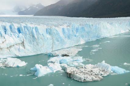 קרחונים בדרום אמריקה: מסן רפאל לפריטו מורנו