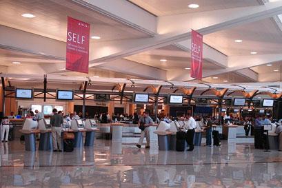 נמל התעופה של אטלנטה – העמוס בעולם