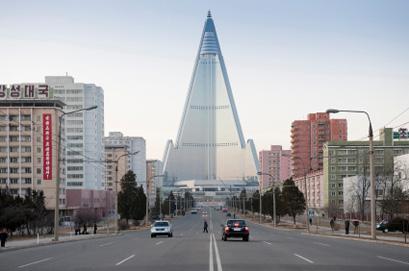 אחד המלונות הגדולים בעולם ייפתח בקוריאה הצפונית