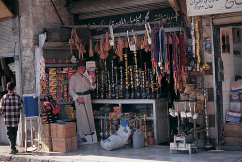 סוריה – האורות של דמשק