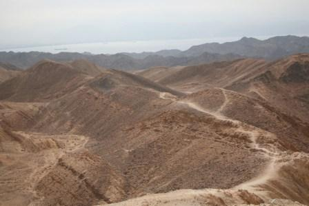 שביל ישראל: עין נטפים – טאבה (מסלול 27)