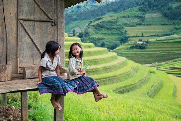 טיול בצפון וייטנאם – בין הרים לאיים