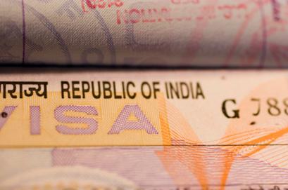 ויזה להודו: בוטלה ההמתנה בין שתי כניסות