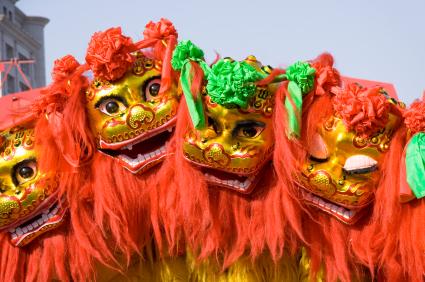 ברחבי העולם חוגגים את ראש השנה הסינית