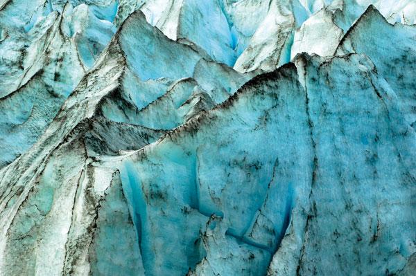 אלסקה עם ילדים: משפחה בין קרחונים