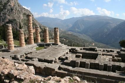 אדריכלות בעולם העתיק: למי חשוב הגודל?