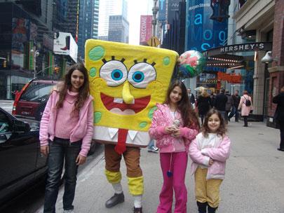 ניו יורק – בעיר הגדולה עם קטנטנים, חלק ב'