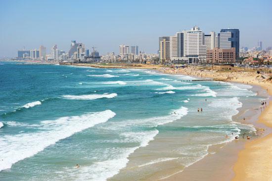 חופי הכרך – מדריך לחופים בתל אביב