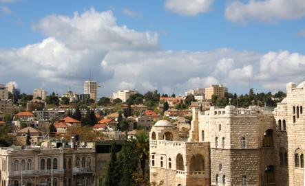 בנייה חדשה בירושלים