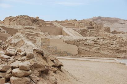 אתר אינקה עתיק נפתח למבקרים