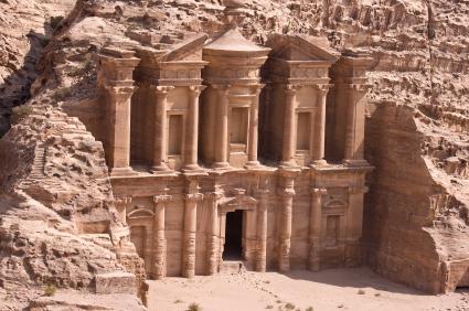 ירדן: נלסון גליק ותעלומת המקדש האבוד