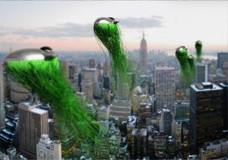 פנטזיה בירוק: גנים עירוניים ירחפו בשמים
