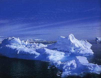 אנטארקטיקה:  צעד אחד מעבר