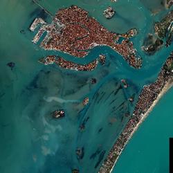 מפת התעלה הגדולה, ונציה