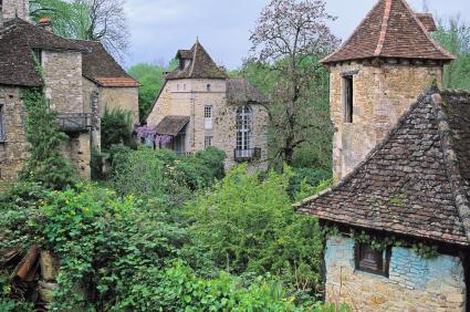 קרסי, דרום מערב צרפת: 10 פנינים