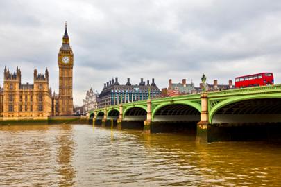 לונדון – העיר המתוירת ביותר בעולם