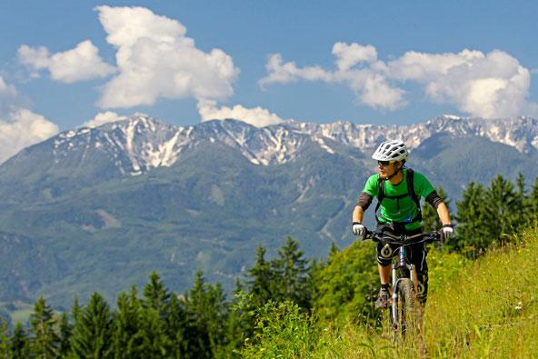 אופניים בסלובניה: גן עדן