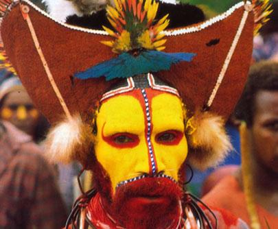 פפואה-ניו גיני: ידידי חובשי הפיאה
