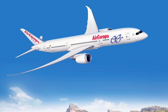 אייר אירופה: טיסות במחירים מיוחדים לספרד