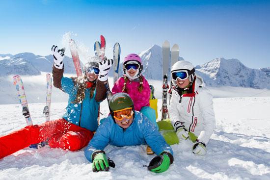 ניפגש בסקי – עם ילדים