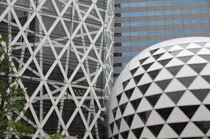 אדריכלות ביפן: בין שני עולמות