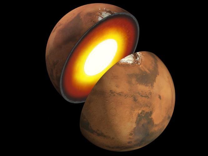 הכוכב האדום: מבט לעומק המאדים