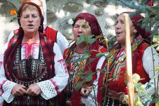 פסטיבל פרניק, בולגריה – מסכות ומוזיקה