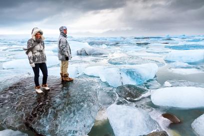 אל מדבר הקרח והאש – טיול חוצה איסלנד