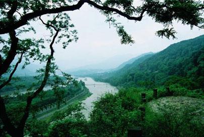 סין: מפעל המים דו ג'יאן גיאן
