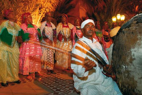 מרוקו: דבר אלי בשירים, אהובי