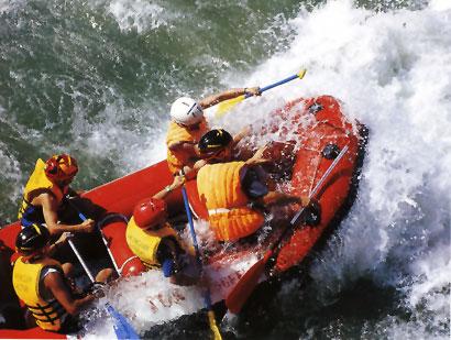 מזרח תורכיה – הצ'ורו: עמק על מים סוערים