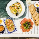 קלימרה – מסעדה ים תיכונית בנמל יפו