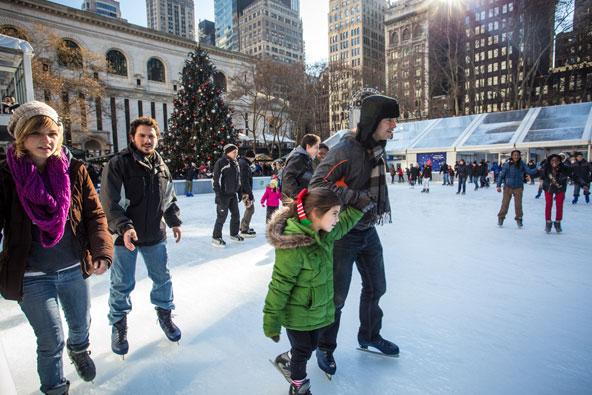 טיול עם הילדים בניו יורק בחורף