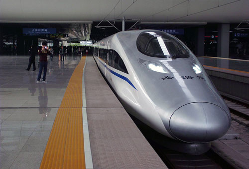 סין: נחנכה הרכבת המהירה הארוכה בעולם