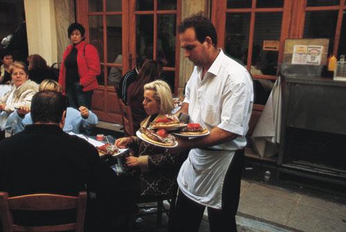 אוכל יווני – אין סיבה לשבור צלחות