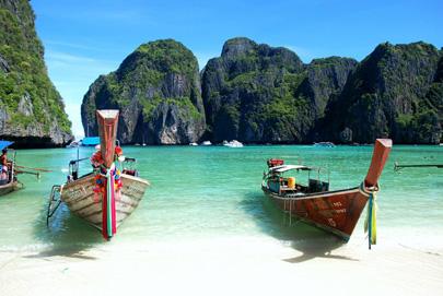 איים בתאילנד – הכי רגוע שיש
