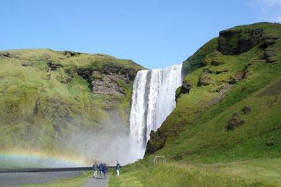 טיול גיאוגרפי לאיסלנד