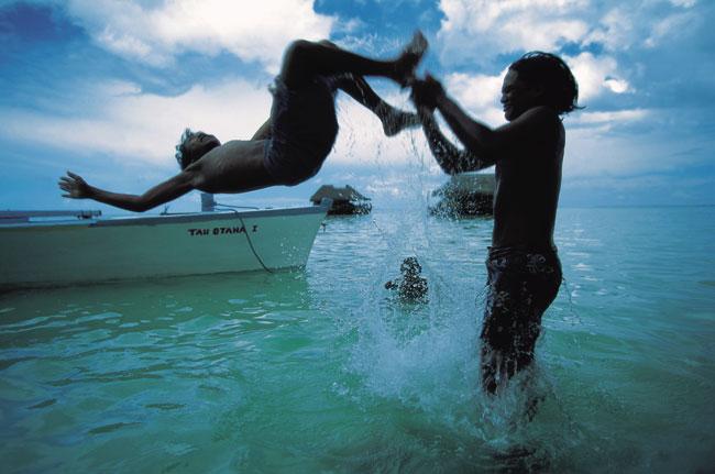 טהיטי – ביקור באיי הים הדרומי