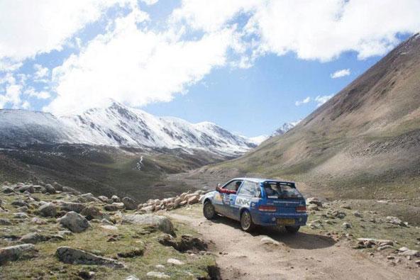 מונגול ראלי – מתכוננים למסע