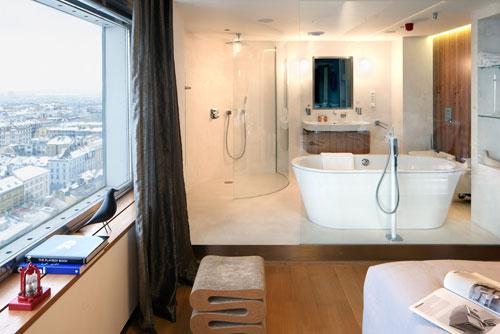 מלון בן חדר אחד נפתח במגדל הטלוויזיה בפראג
